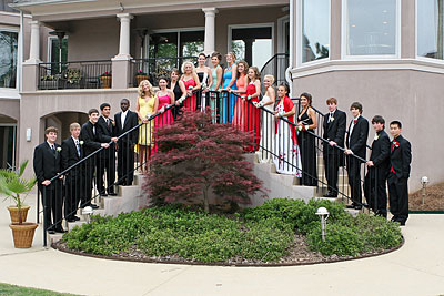 Milton High School Prom