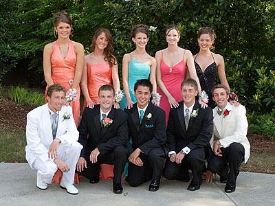 Brookwood High Prom